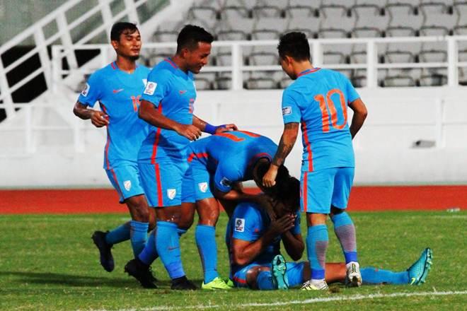 india vs macau, balwant singh, afc asian cup qualifier, india vs macau highlight, sports news, news
