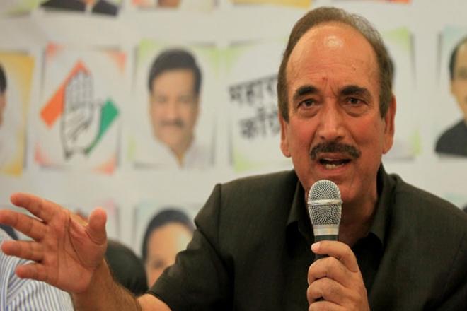 Congress Party, Ghulam Nabi Azad, Safforn, Uttar Pradesh, Madrassas, BJP, religion