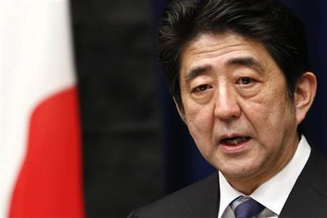 Shinzo Abe, US, North Korea, Japenese Prime Minister