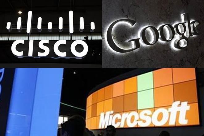 saas company, microsoft, google inc, cisco technology, tech news, india tech, technology news