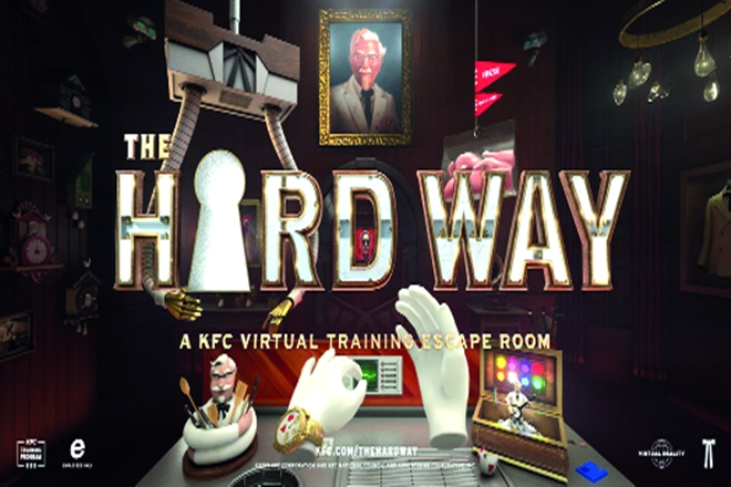 KFC's VR training, KFC, Chicken Mastery Certification
