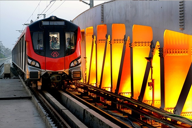 lucknow metro, lucknow metro route, lucknow metro route map, lucknow metro news, lucknow metro starting date