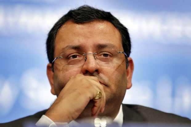 Cyrus Mistry, Tata shareholders, structure