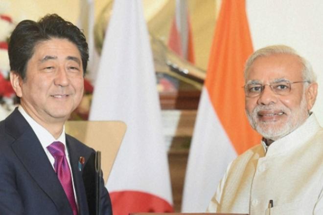 india japan partnership, india china, shinzo abe, bullet train project, shinzo abe gujarat visit, narendra modi, xi jinping