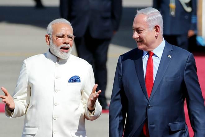 indian prime minister, narendra modi, israel prime minister, Benjamin Netanyahu, donald trump, modi israel visit, india and israel, india news