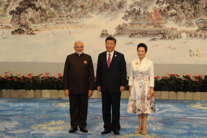 BRICS Summit 2017: Days after the end of Doklam standoff in Sikkim sector, Prime Minister Narendra Modi and Chinese President Xi Jinping held bilateral talks on the sidelines of the BRICS Summit