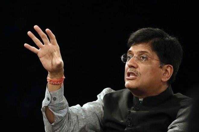 Piyush Goyal, Transform India campaign, Railway Minister Piyush Goyal, Railway