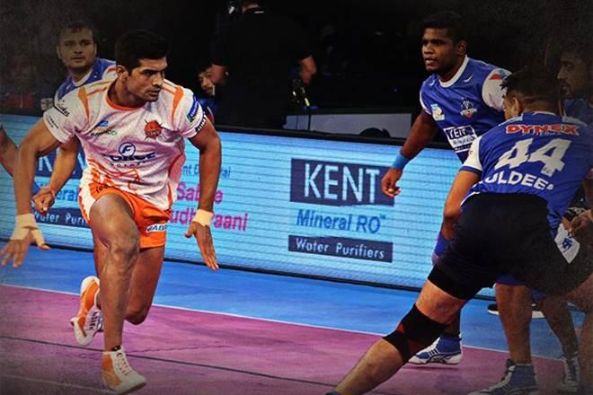 Pro Kabaddi League, Puneri Paltan, Haryana Steelers,pkl