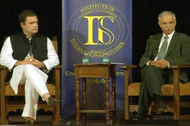 rahul gandhi, congress party, congress vice president, rahul gandhi US visit, Rahul gandhi berkeley speech, rahul gandhi us speech, rahul gandhi visits berkeley