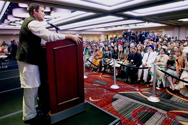 rahul gandhi, rahul gandhi us tour, narendra modi, 2019 general elections, 2019 general election, rahul modi, modi rahul, india 2019