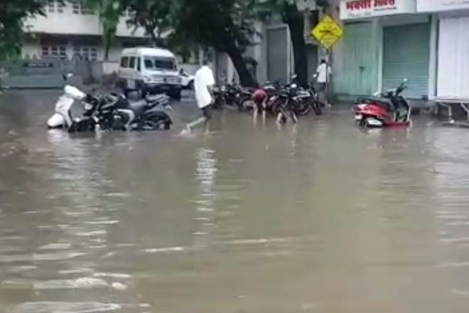 Mumbai rains, Heavy rains in Mumbai, Maharashtra