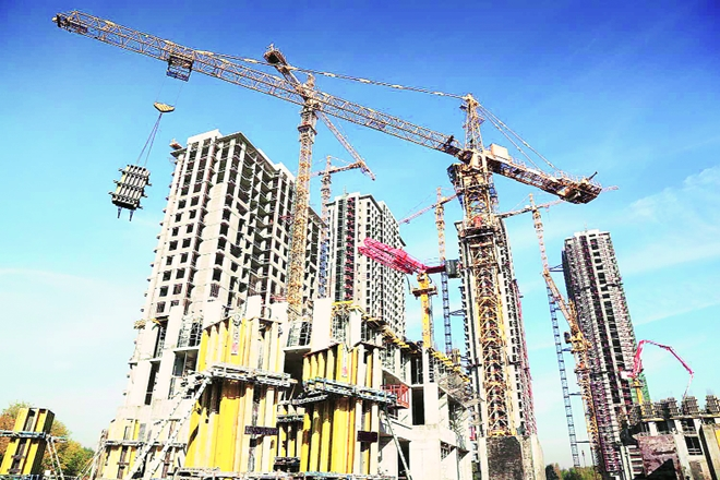 real estate sector, real estate, Real Estate (Regulation and Development) Act, 2016, infrastructure sector