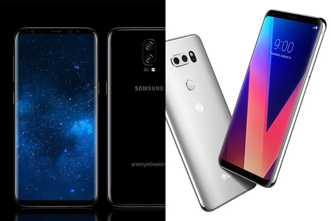 LG V30, LG V30 price, LG v30 price in India, LG v30 specs, LG v30 launch, Samsung Galaxy Note 8, Samsung Galaxy Note 8 price, Samsung Galaxy Note 8 price in india, Samsung Galaxy Note 8 specs, Samsung Galaxy Note 8 india price, LG V30 vs, Samsung Galaxy Note 8 vs, Samsung Galaxy Note 8 vs Lg v30, LG v30 vs Samsung Galaxy note 8, Apple iPhone 8, Apple iPhone, Apple, Samsung Galaxy Note 8 vs Apple iPhone 8, Galaxy note 8, galaxy note 8 price, galaxy note 8 specs, LG V30 compare, Samsung agalxy note 8 compared to