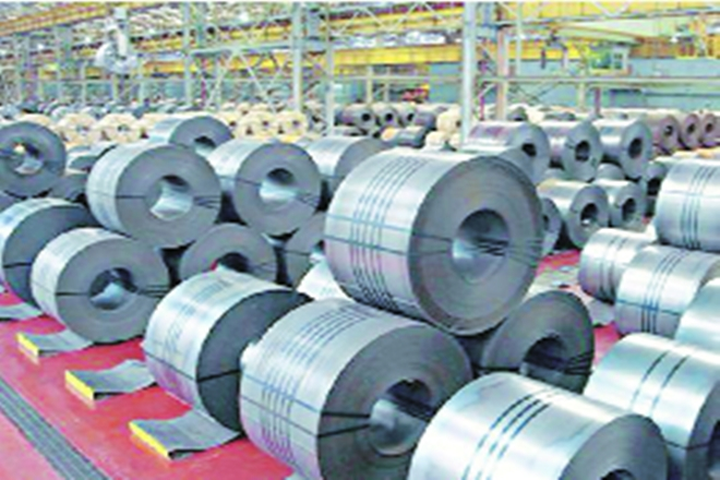 Steel industry, steel, India, export