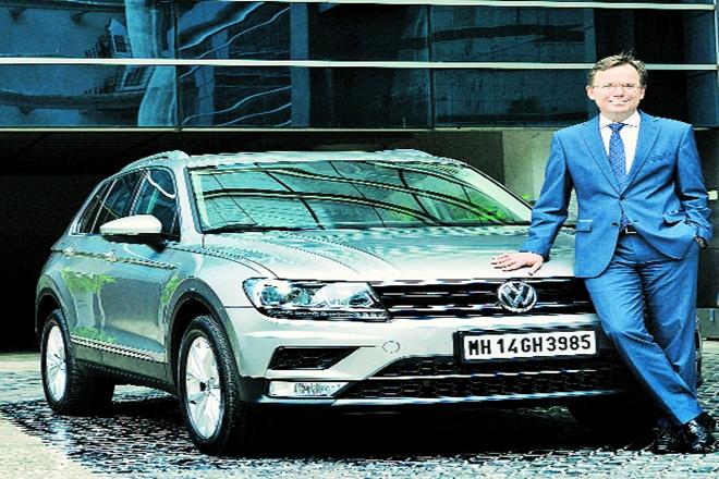 Volkswagen Passenger Cars India, Volkswagen,Steffen Knapp