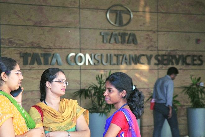 TCS, HSBC, TCS CFO V Ramakrishnan