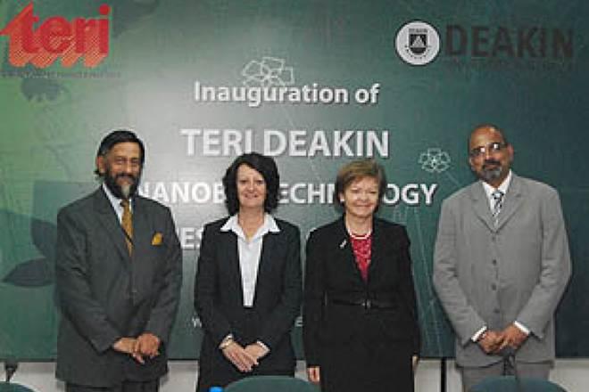 DIRI,The Energy and Resources Institute,Indian institutes,Defense Institutional Reform Initiative,nanobiotechsolutions