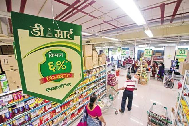 DMart, sales growth, IIFL