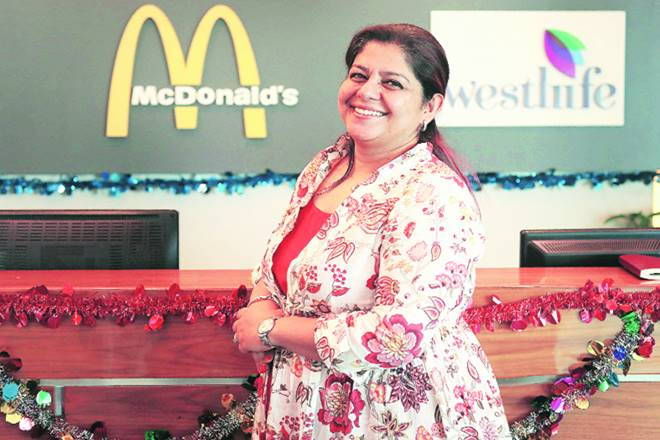 Face off, Face off with Seema Arora, Seema Arora,Westlife Development plan,McDonald, food culture, food culture in India, BrandWagon
