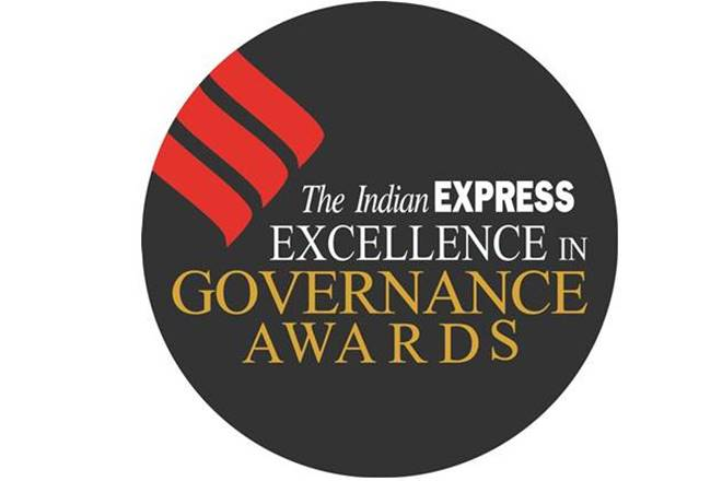 Indian Express Excellence in Governance Awards, Indian Express Awards, finest District Magistrates, Gandhi Jayanti, Ramnath Goenka Excellence in Journalism Award, Viveck Goenka, R M Lodha, K M Chandrasekhar, Naina Lal Kidwai, Central Schemes, Community Involvement