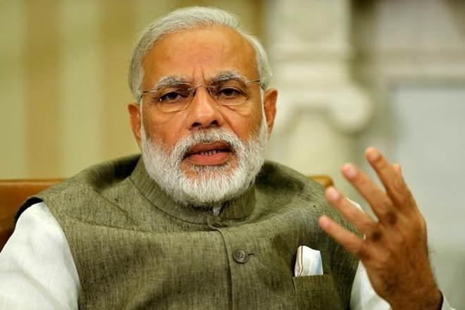 narendra modi, narendra modi new service inauguration in gurajat, modi gujarata visit, modi in gujarat