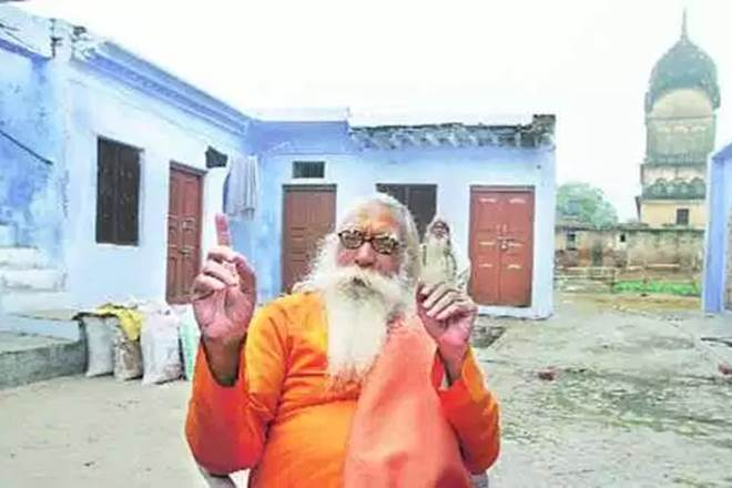 interview of ram mandir priest, mahant satyendra das interview, interview of mahant satyendra das, vishwa hindu parishad