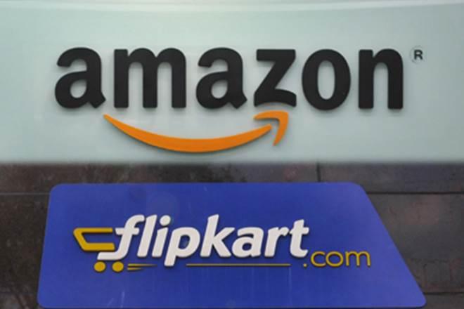 Festive cheer, Flipkart, Amazon,GMV jump in Sept-Oct