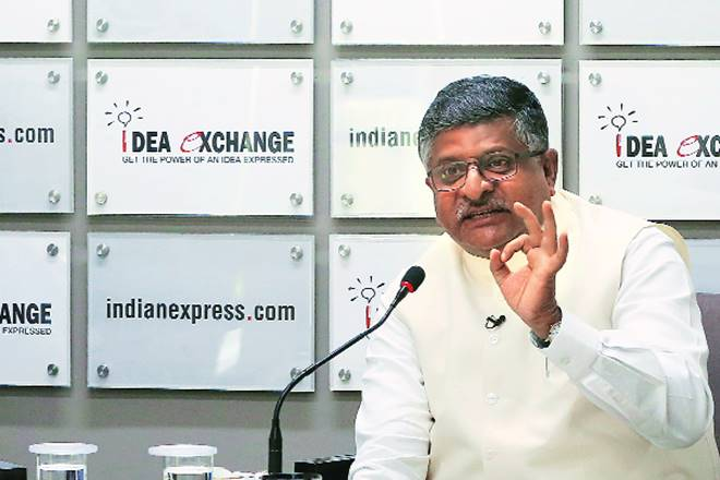 ravi shankar prasad, ravi shankar prasad latest interview, ravi shankar prasad interview, ravi shankar prasad in idea exchange