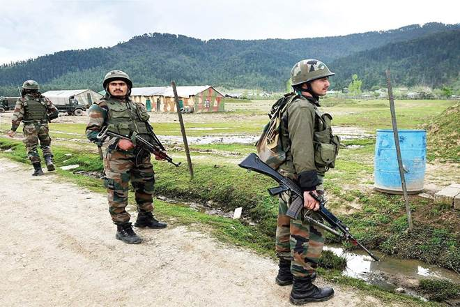 Ceasefire violations in Poonch, india, pakistan,Line of Control,Pakistan Army,Keri,Digwar,Indian military