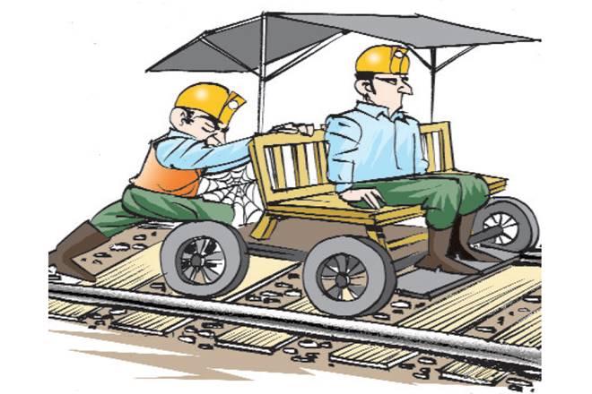 Railways, trains