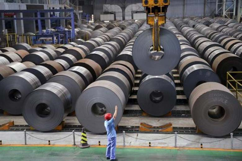 india, japan, steeel prodution gap, india steel production, north America, china, world second largest steel producer