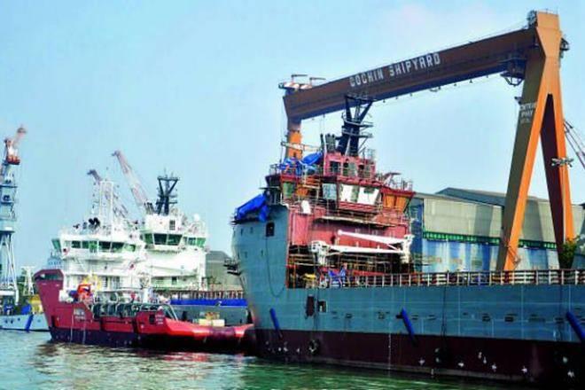 Cochin Shipyard, ICICI Securities