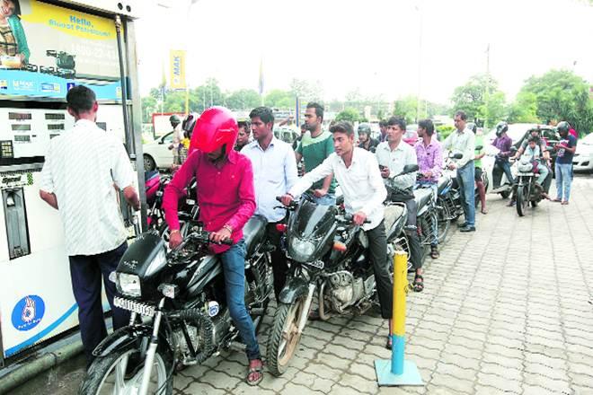 Mahasrashtra, Gujarat, petrol diesel