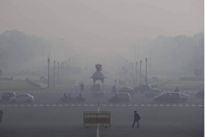 Firecracker ban in Delhi, Air Pollution