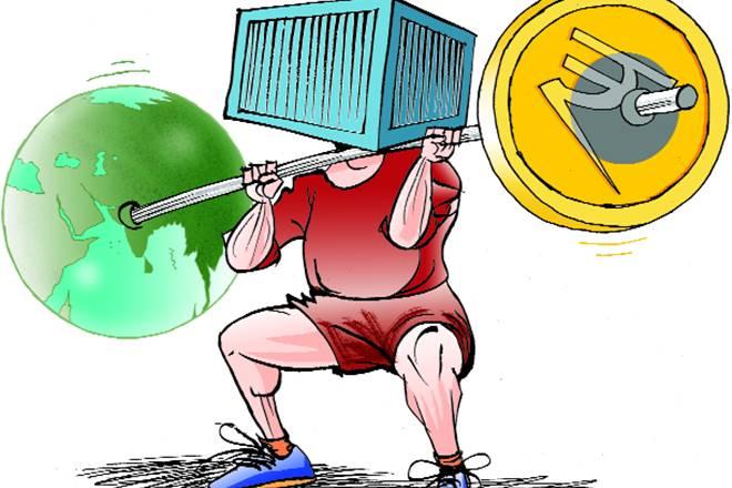 export, export in india, india export downfall
