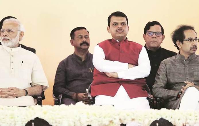 BJP-Shiv Sena, BJP shiv sena alliance, alliance between bjp and shiv sena, bharatiya janata party, maharashtra government, devendra fadnavis, nda, uddhav thackaray, all about maharashtra government feud, bjp vs shiv sena, sena vs bjp, amit shah, pm narendra modi