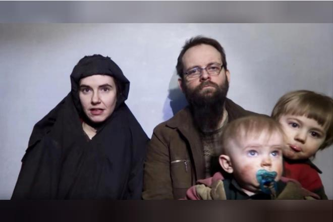 Kidnapped US-Canadian couple, Canadian couple, Canadian couple kidnapping, Boyle family, Canadian government, Taliban, Haqqani network