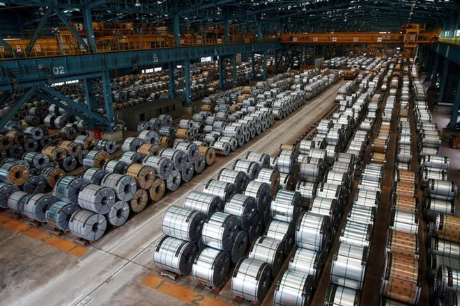 Government, Indian steel industry, Steel