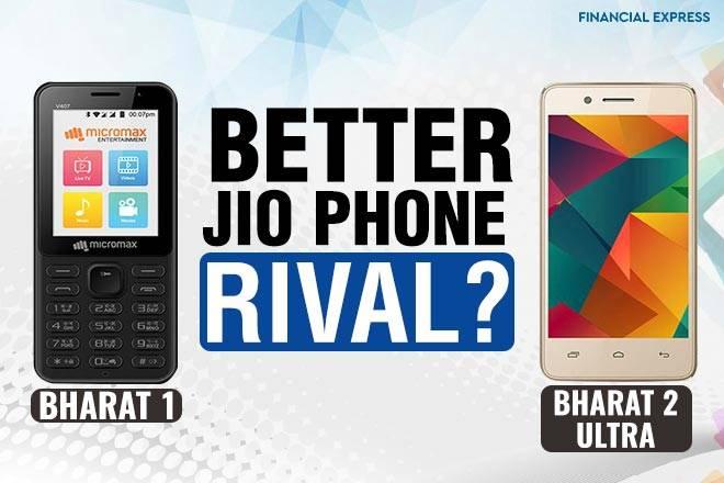 Micromax Bharat 1, Micromax Bharat 2 ultra, BSNL Bharat 1, Vodafone Bharat 2 Ultra, Jio Phone, Bharat 1, Bharat 2 Ultra, Micromax, Jio