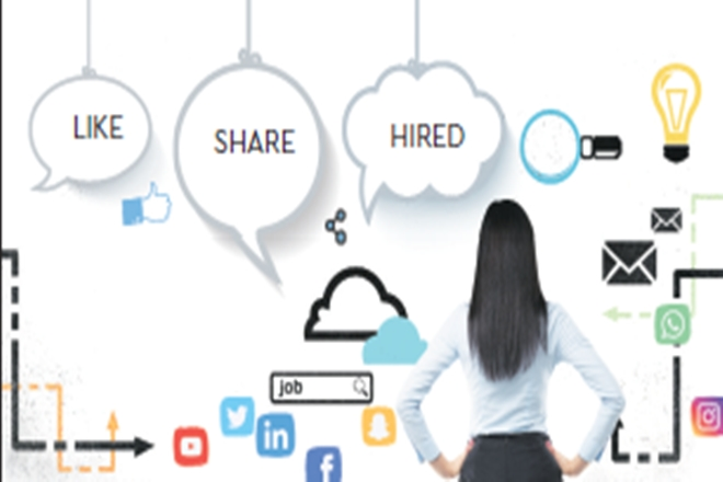 Social media,job seekers,Twitter,LinkedIn, facebook,PepsiCo India,Randstad Employer Brand Research,social networking sites