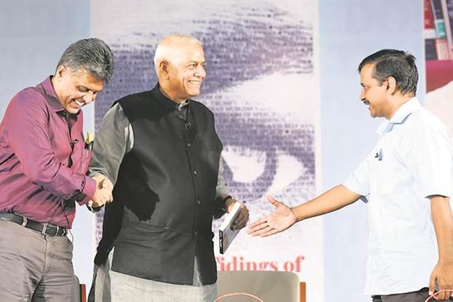narendra modi, 2019 general elections, general elections 2017, modi 2019, arvind kejriwal, aap, bjp, manish tewari, yashwant sinha