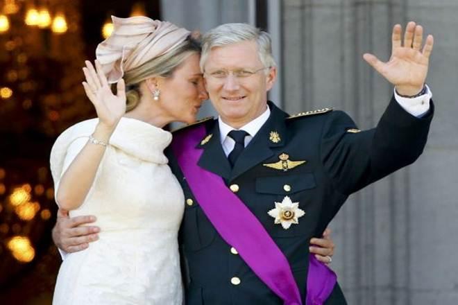 King Philippe , India , Belgium