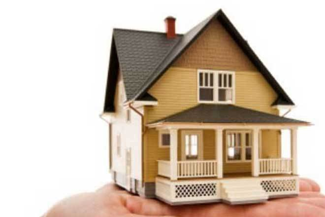 Housing property market, real estate sector
