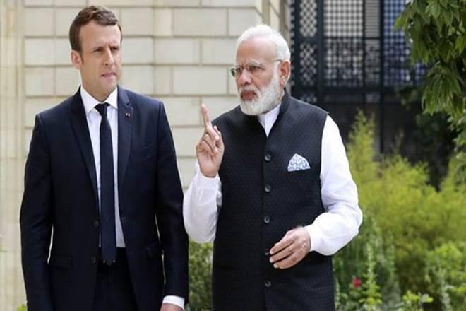 Emmanuel Macron,Narendra Modi,International Solar Alliance,French president, india,Francois Hollande ,Ban Ki-moon,Bangladesh, france, india,COP22