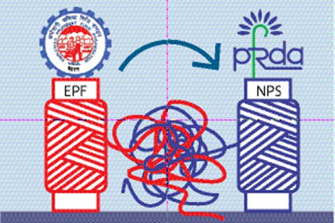 EPF, NPS, National Pension System, Employees' Provident Fund