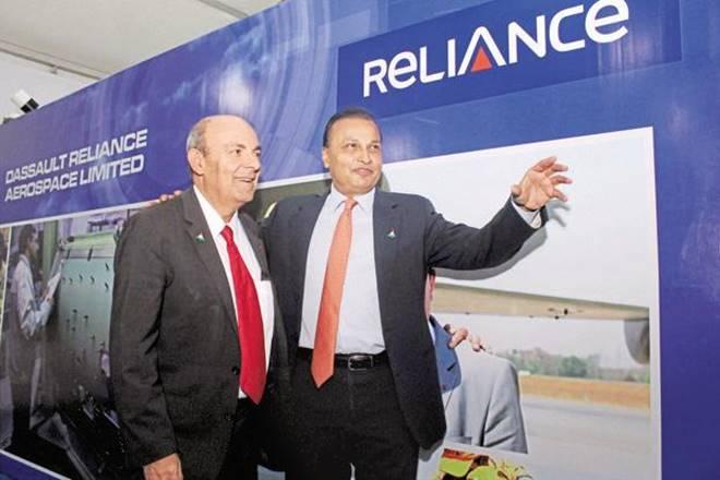 Reliance,Dassault,Dhirubhai Ambani Space Park , nagpur,DRAL,Dassault Aviation,MIHAN,Reliance Aerospace