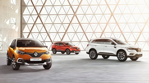 renault drive the future plan