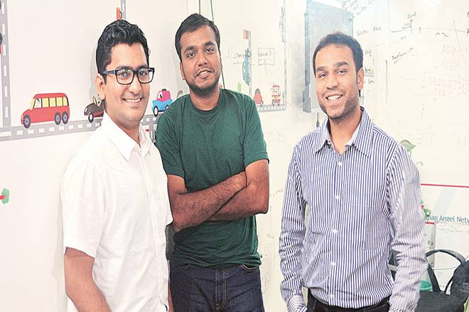 Get My Parking startup app, delhiNCR, india,Google Maps,Kumbh Mela, IPL,BEENEXT,NaviMumbai, jaipur,IAN Fund