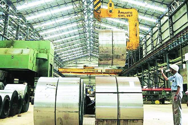 Essar Steel , steel industry