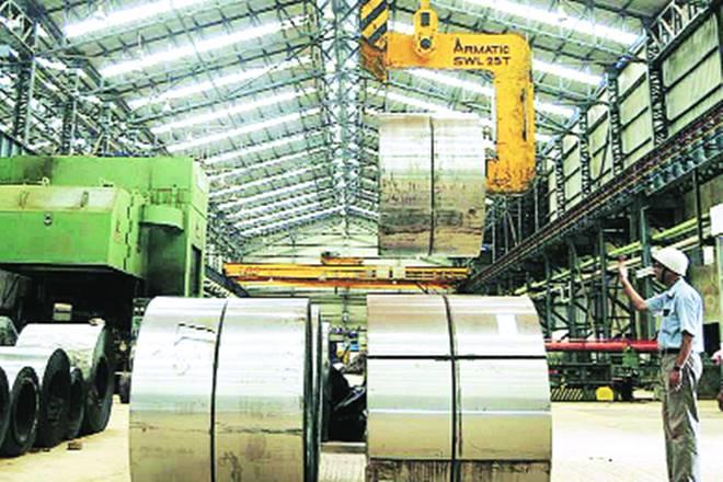Steel Output, steel